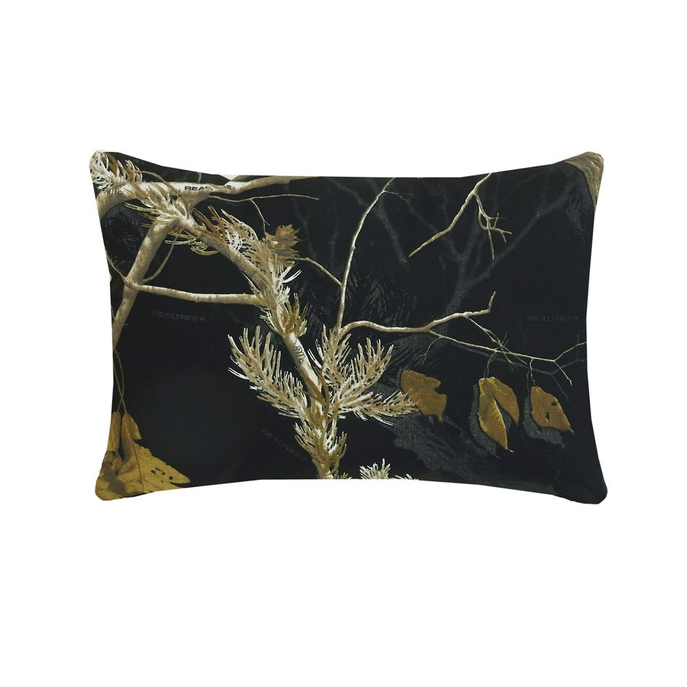 AP Black Oblong Pillow - Kimlor 07174800141RT