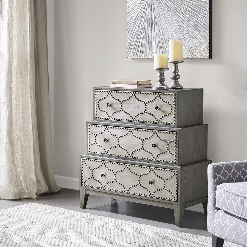 Madison Park Drawer Accent Chest
