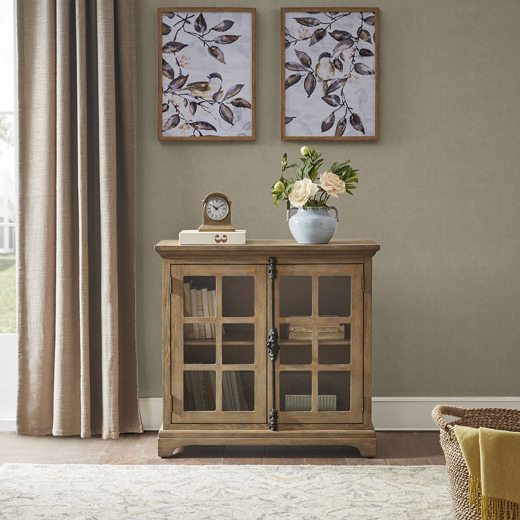 Martha Stewart Liberty Door Accent Cabinet