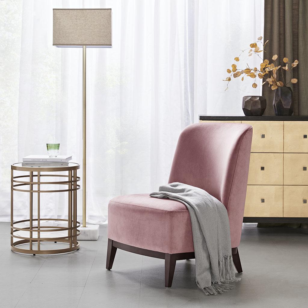 Martha Stewart Amara Armless Accent Chair- Olliix MT100-0056