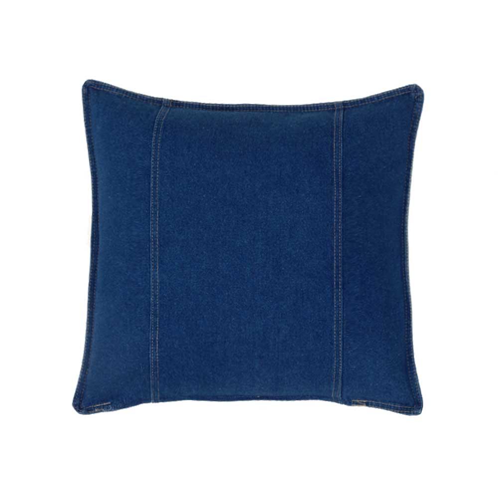 American Denim Square Pillow - Kimlor 09009500037KM