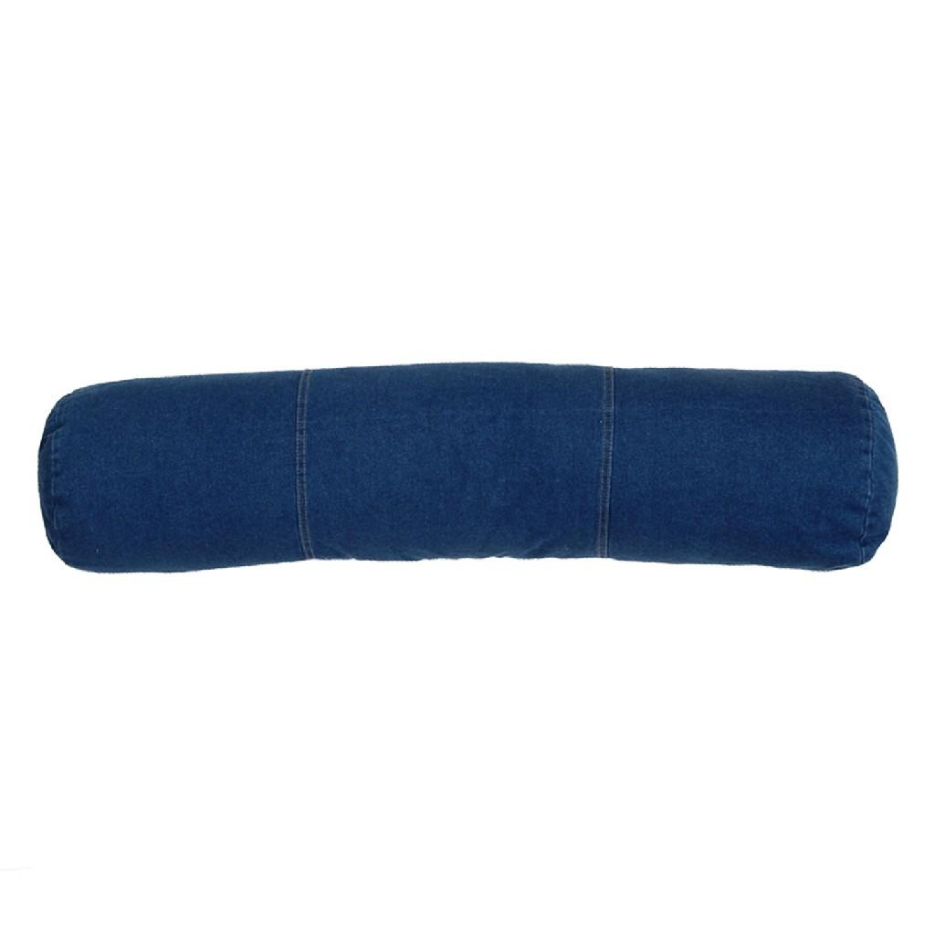 American Denim Jumbo Bolster Pillow - Kimlor 09009500040KM