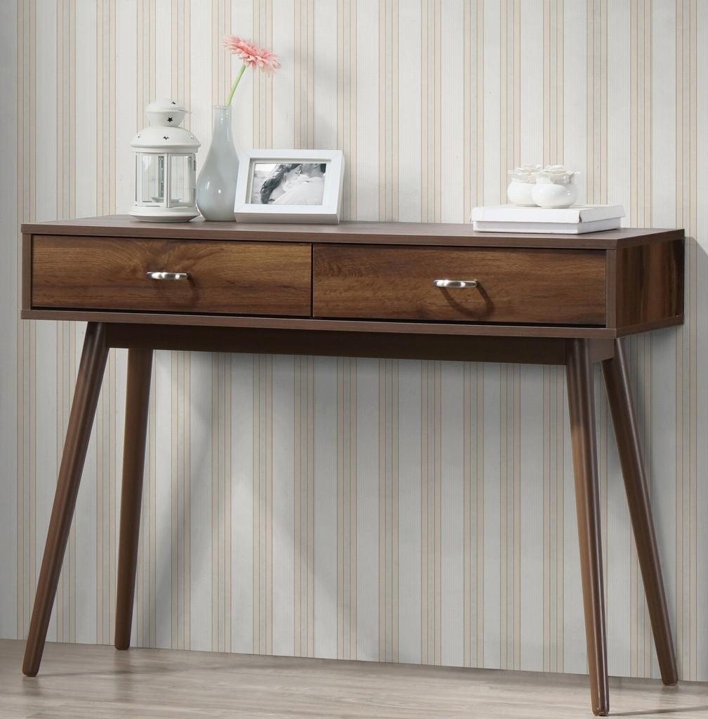 Montage Midcentury Desk in Black - 4D Concepts 159000