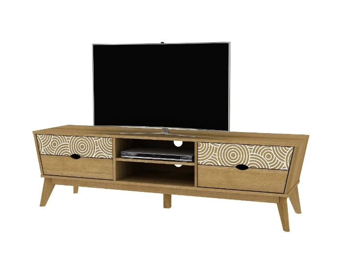 Auckland TV Stand - 4D Concepts 77362