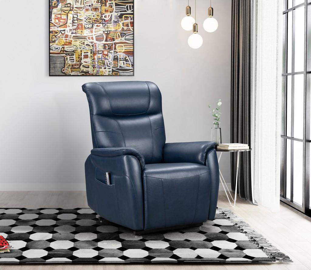 23PHL-3085 Leighton Lift Chair Recliner With Power Head Rest, Power Lumbar & Lay Flat Mechanism - BarcaLounger 23PHL3085373145