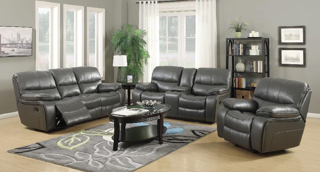 Myco Leather Gel Sofa