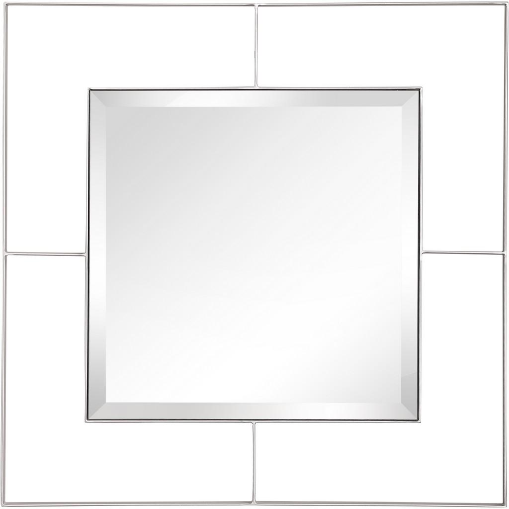 Covington Square Wall Mirror - Camden Isle Furniture 86412