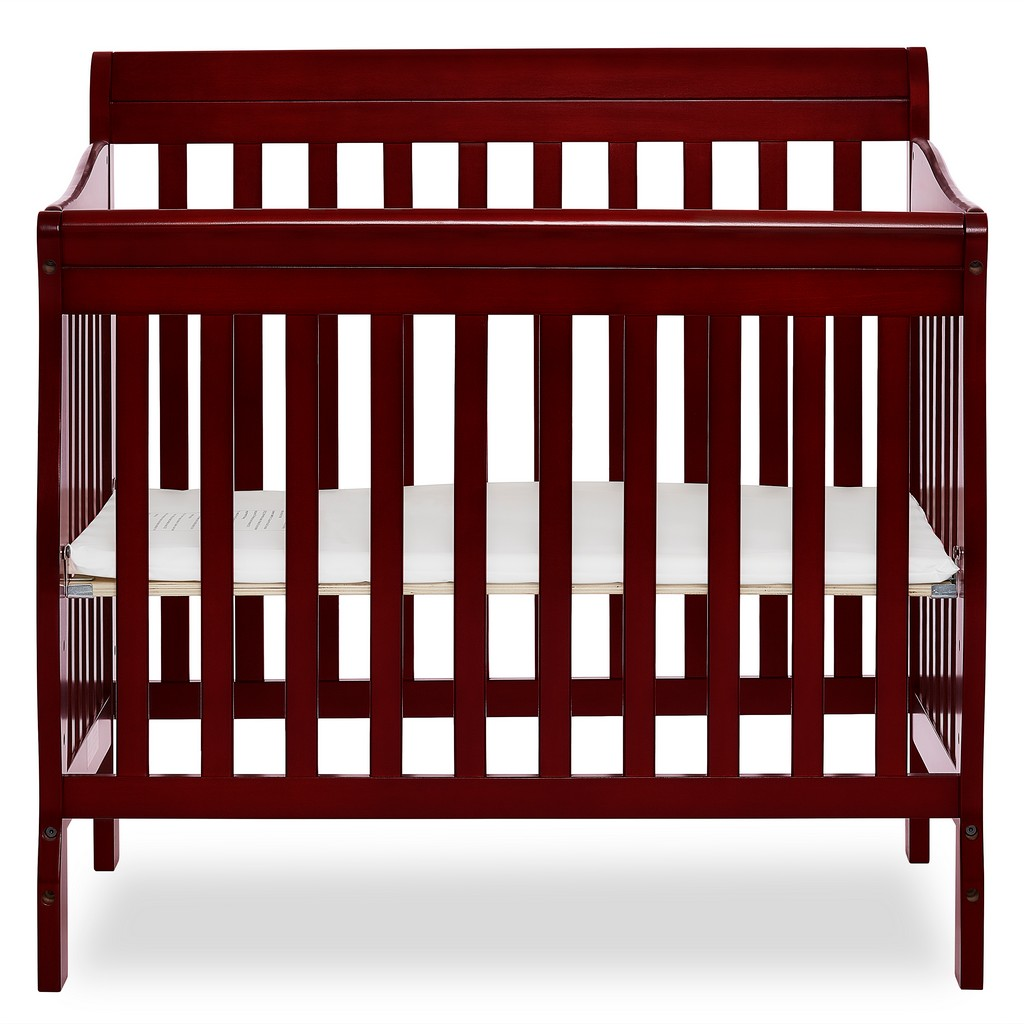 Aden Convertible 4-in-1 Mini Crib - Dream On Me 628-C