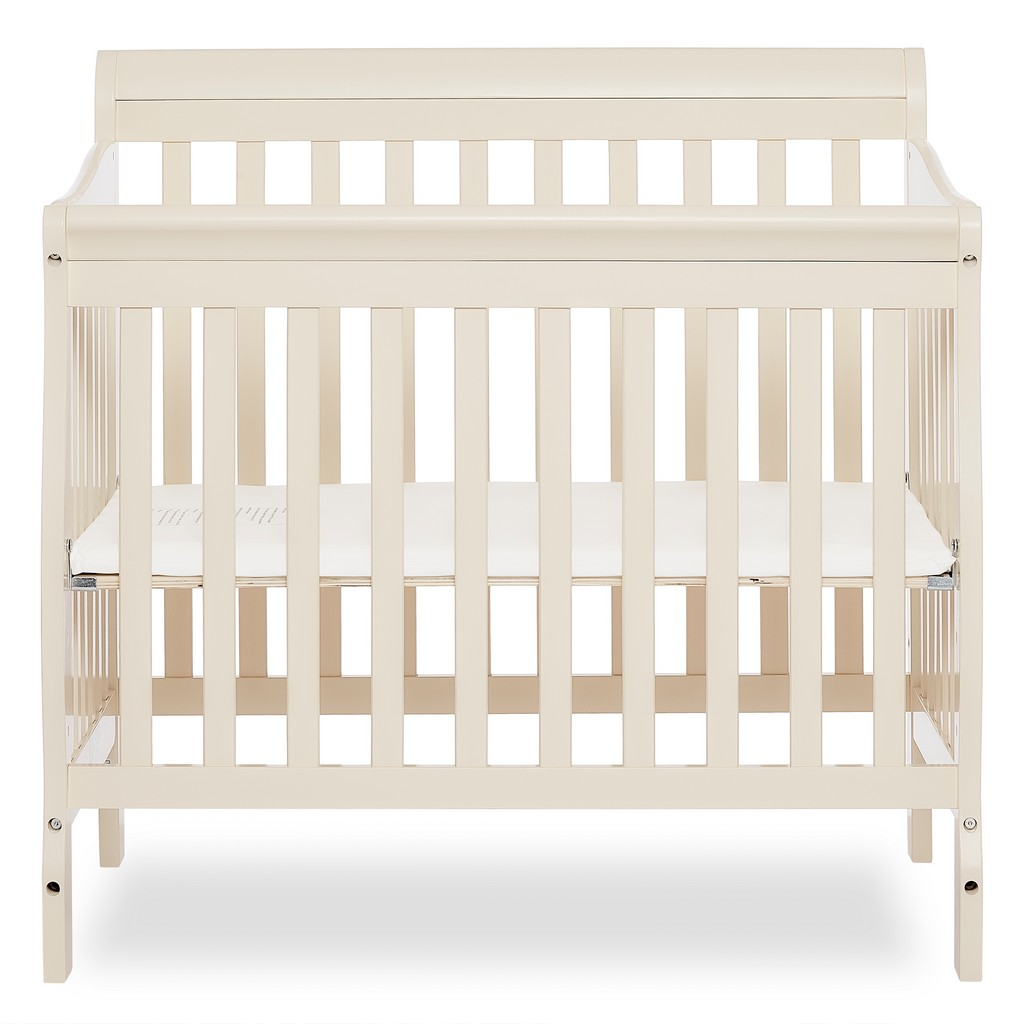 Aden Convertible 4-in-1 Mini Crib - Dream On Me 628-FW
