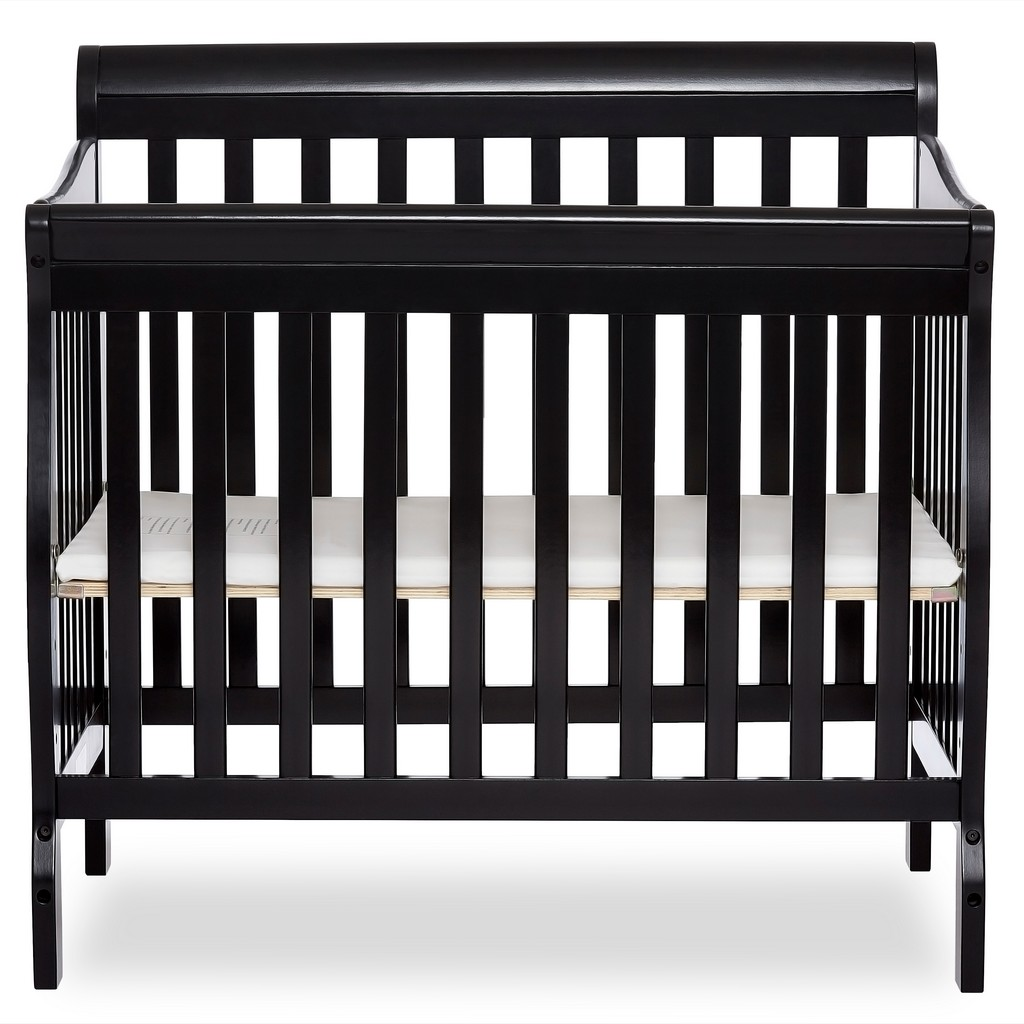 Aden Convertible 4-in-1 Mini Crib - Dream On Me 628-K