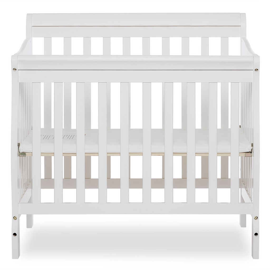 Aden Convertible 4-in-1 Mini Crib - Dream On Me 628-W