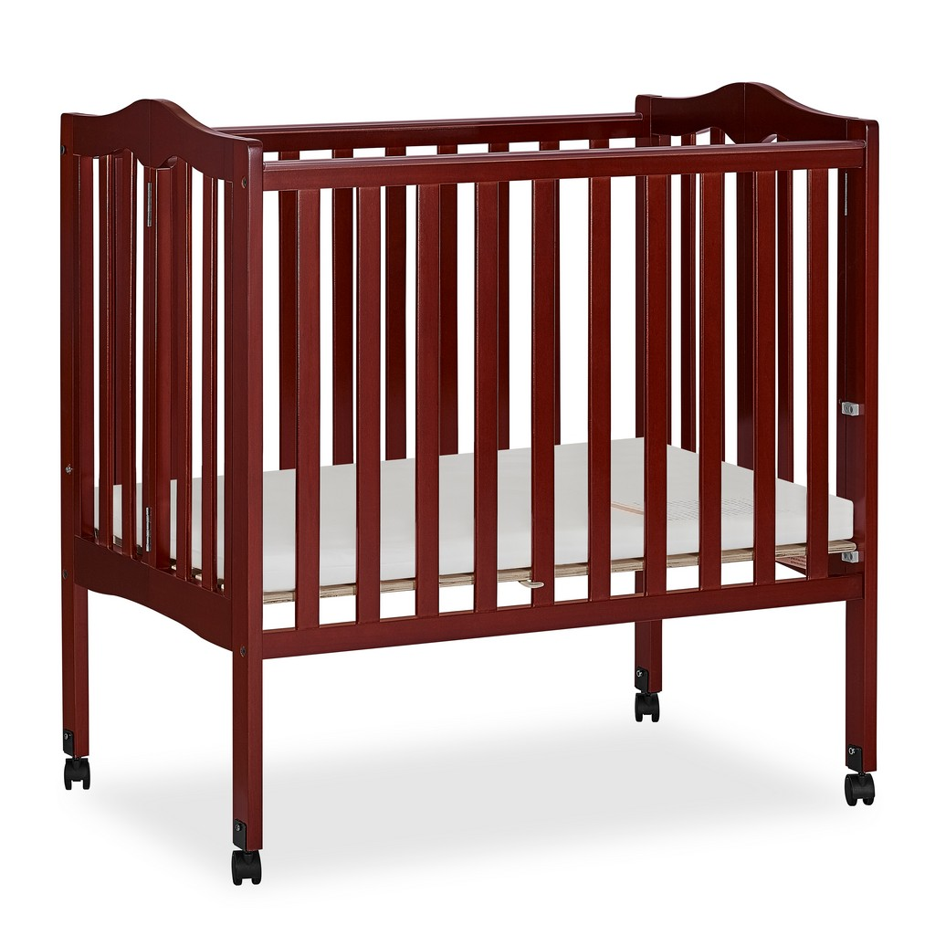 2 in 1 Lightweight Portable Crib - Dream On Me 681-C