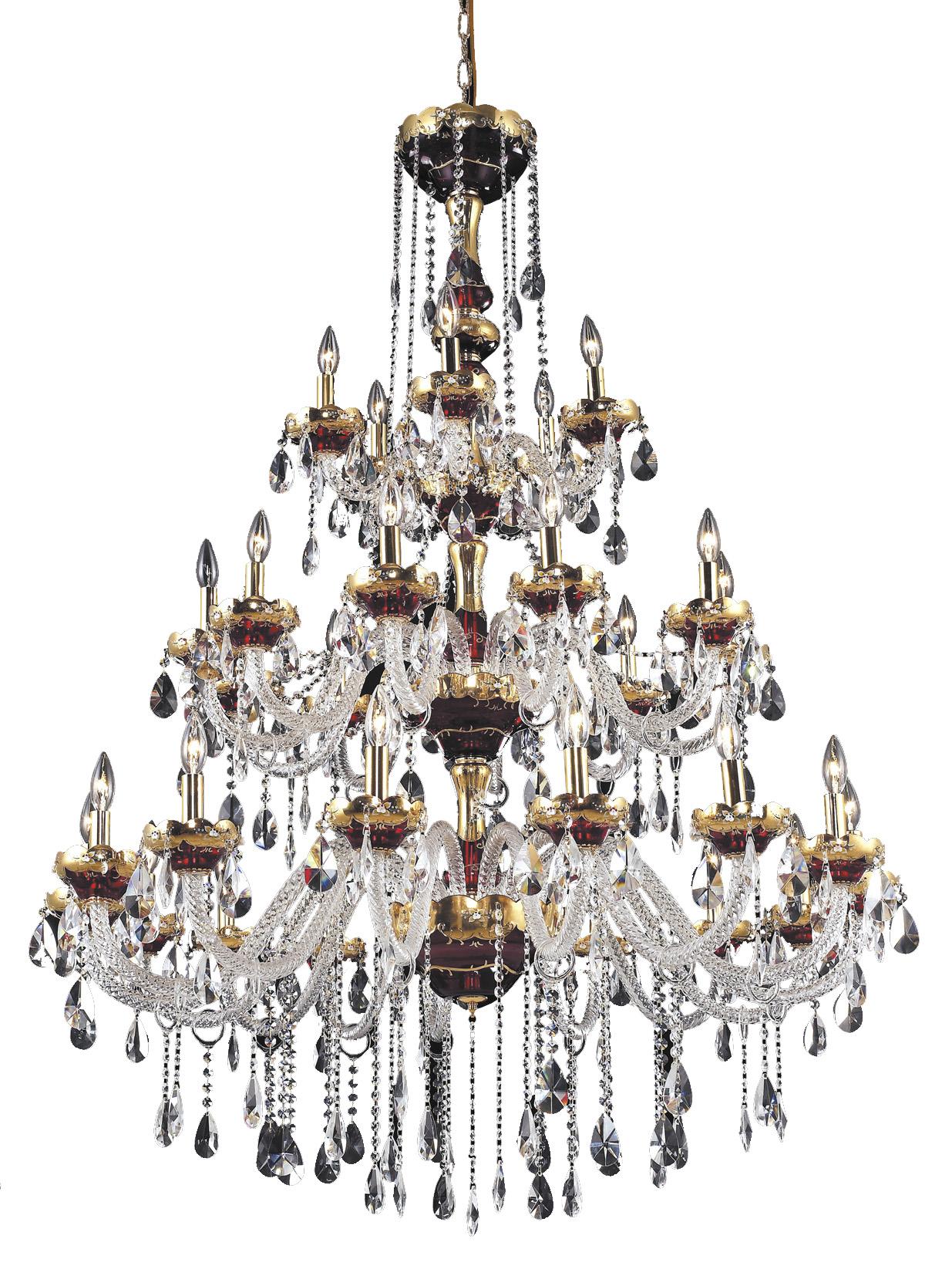 Lighting Furniture Chandelier Light Cut Crystal Photo
