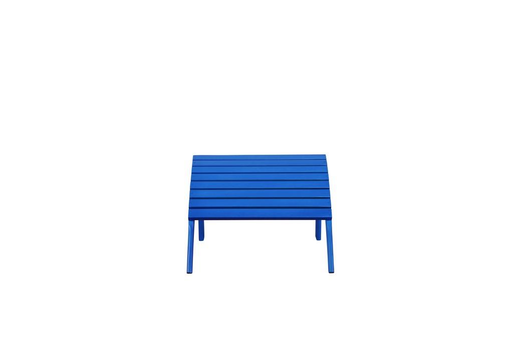 ADIRONDACK OTTOMAN BLUE - Linon OD21BLU01