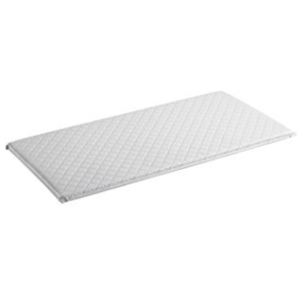1 X 16 X 35 White Changer Pad - Whitney Brothers 112-880