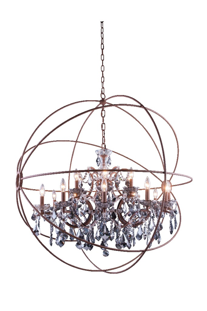 Light Rustic Intent Chandelier Shade