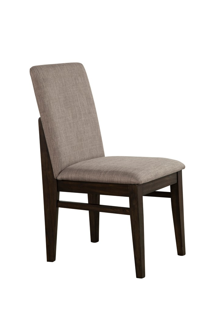 Olejo Set of 2 Side Chairs - Alpine Furniture 3315-02