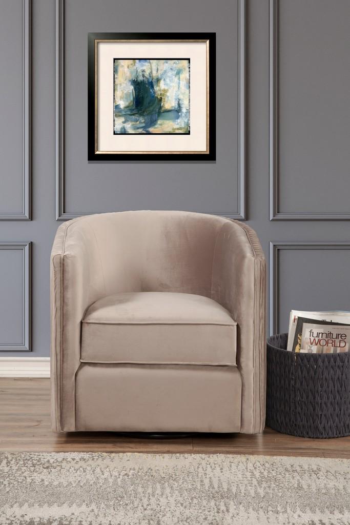 Maison Swivel Chair - Alpine Furniture 9002