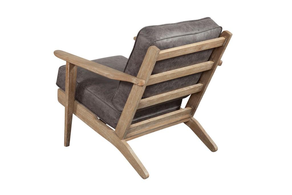 Artica Lounge Chair - Alpine Furniture 9116