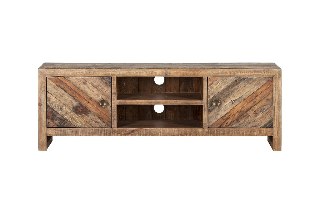 Hayes TV Console - Alpine Furniture HY-33