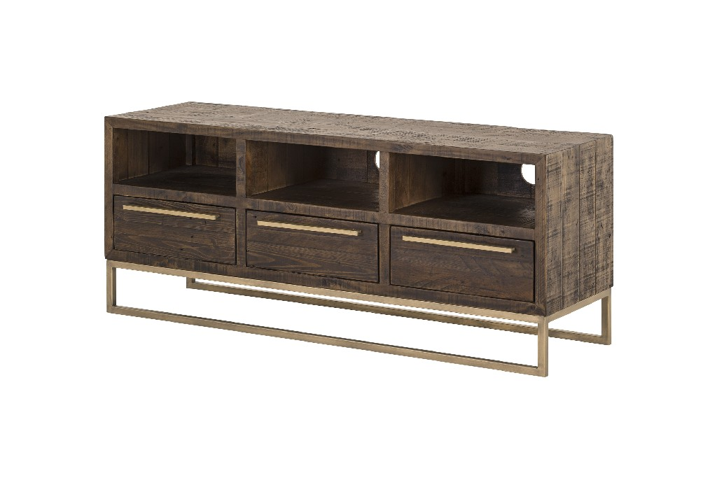 Monterey TV Console - Alpine Furniture MON-04