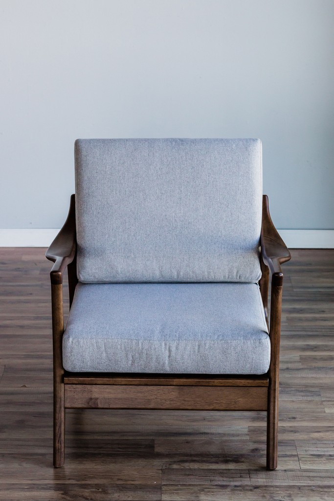 Slate Lounge Chair - Alpine Furniture RT560A