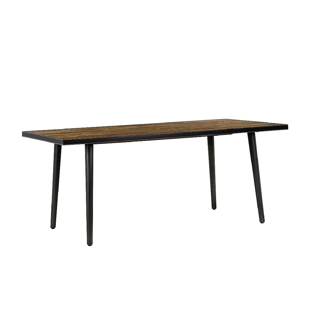 Armen Living Rustic Dining Table