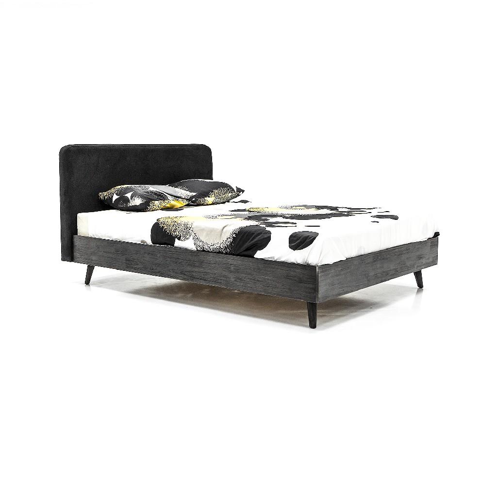 Armen Living Queen Platform Bed