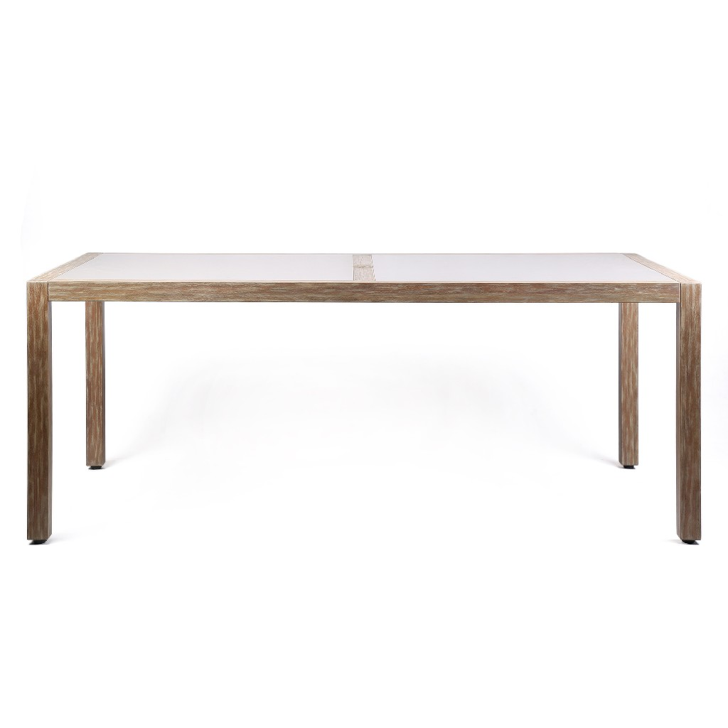 Armen Living Furniture Patio Dining Table Photo