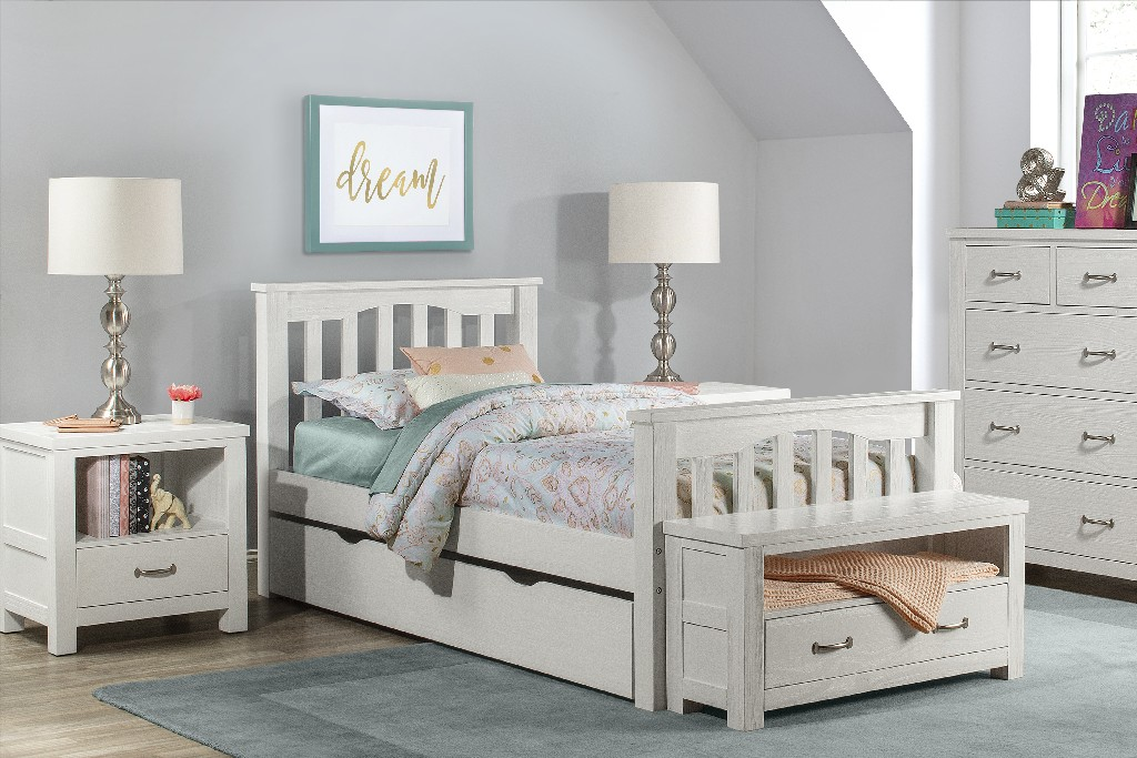 Hillsdale Furniture Twin Bed Trundle Photo