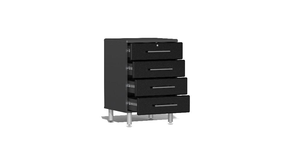 Ulti Mate Garage Dual Workstation Kit Black Metallic Ug B