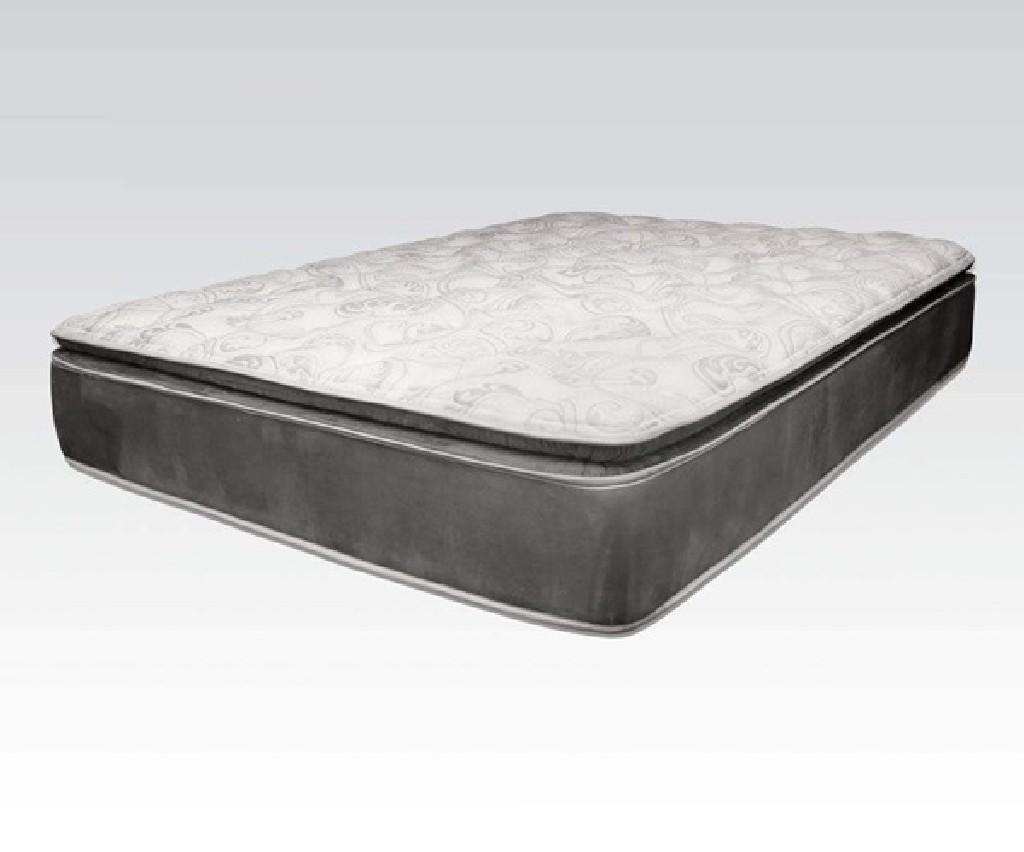 Acme Sapphire Queen Mattress Gel Pillow Top