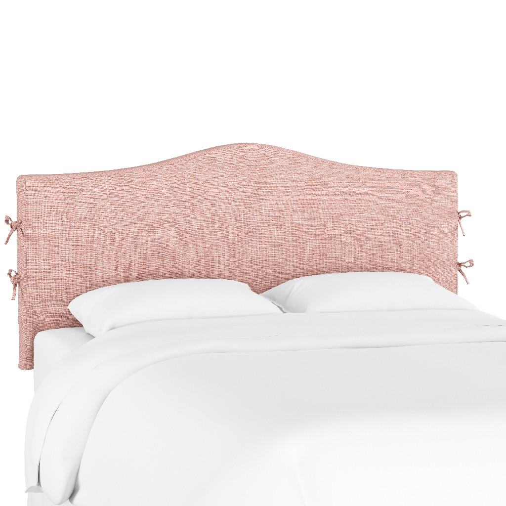 California King Slipcover Headboard in Zuma Rosequartz - Skyline 474SLZMRSQ