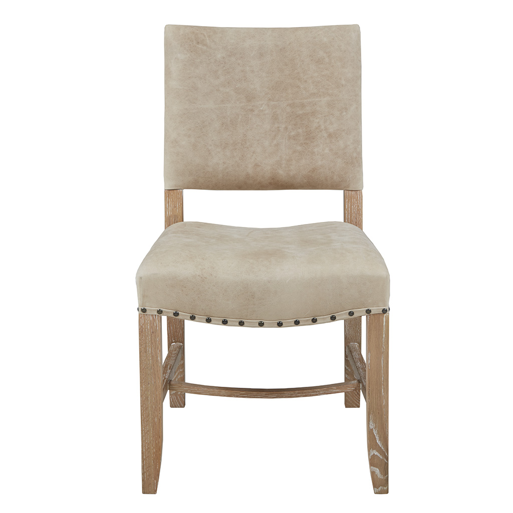 Harbor House Leather Dining Side Chair