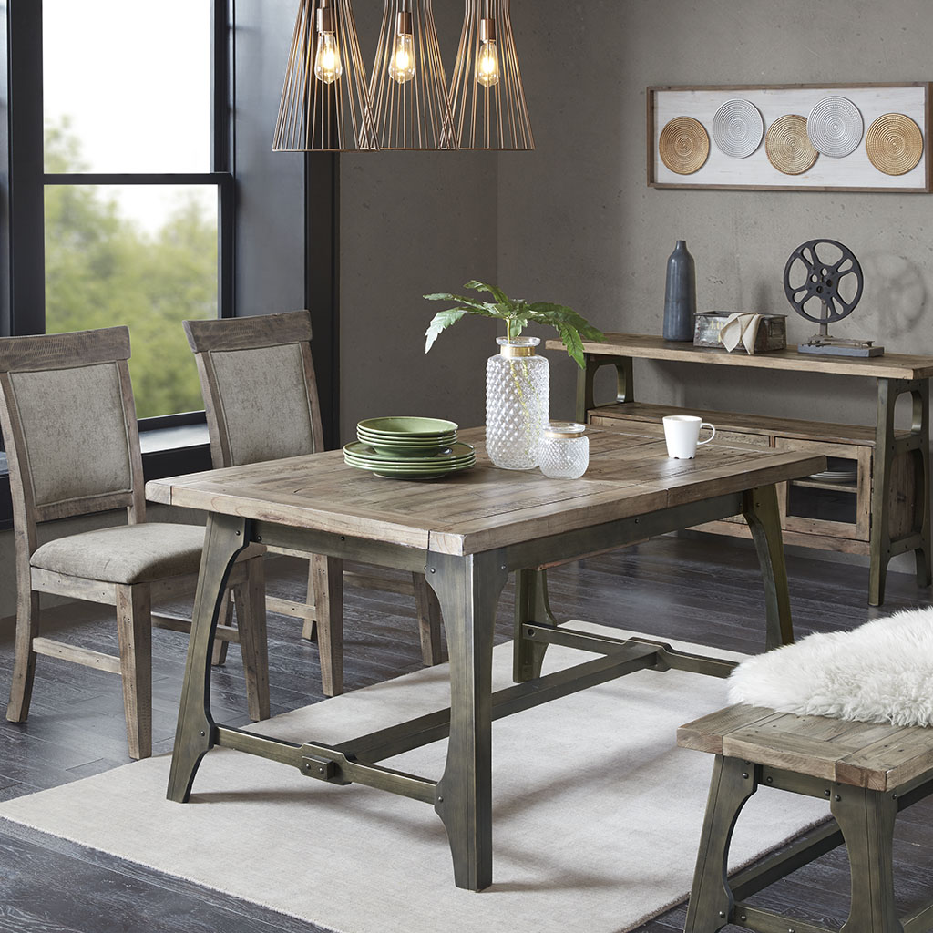 Ink+Ivy Furniture Dining Table Extension Photo