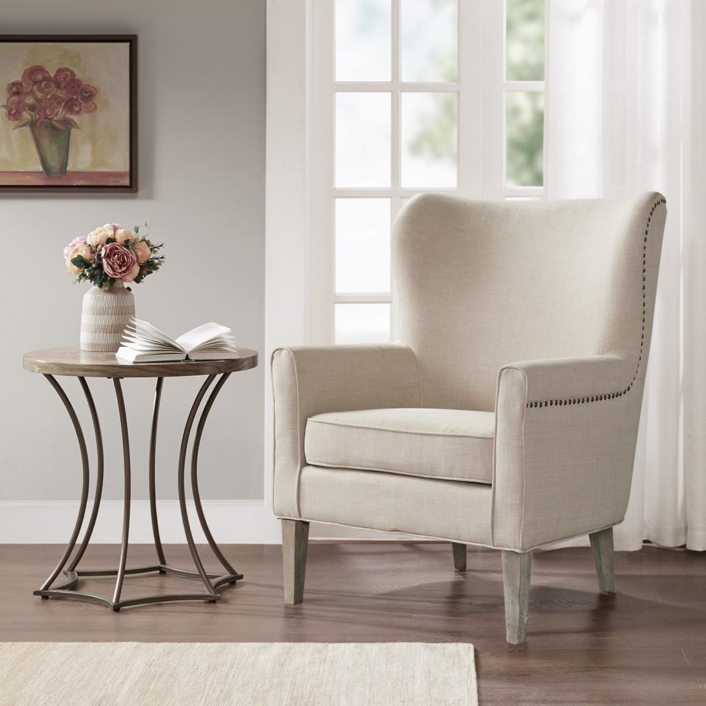Colette Accent Wingback Chair - Madison Park MP100-0708