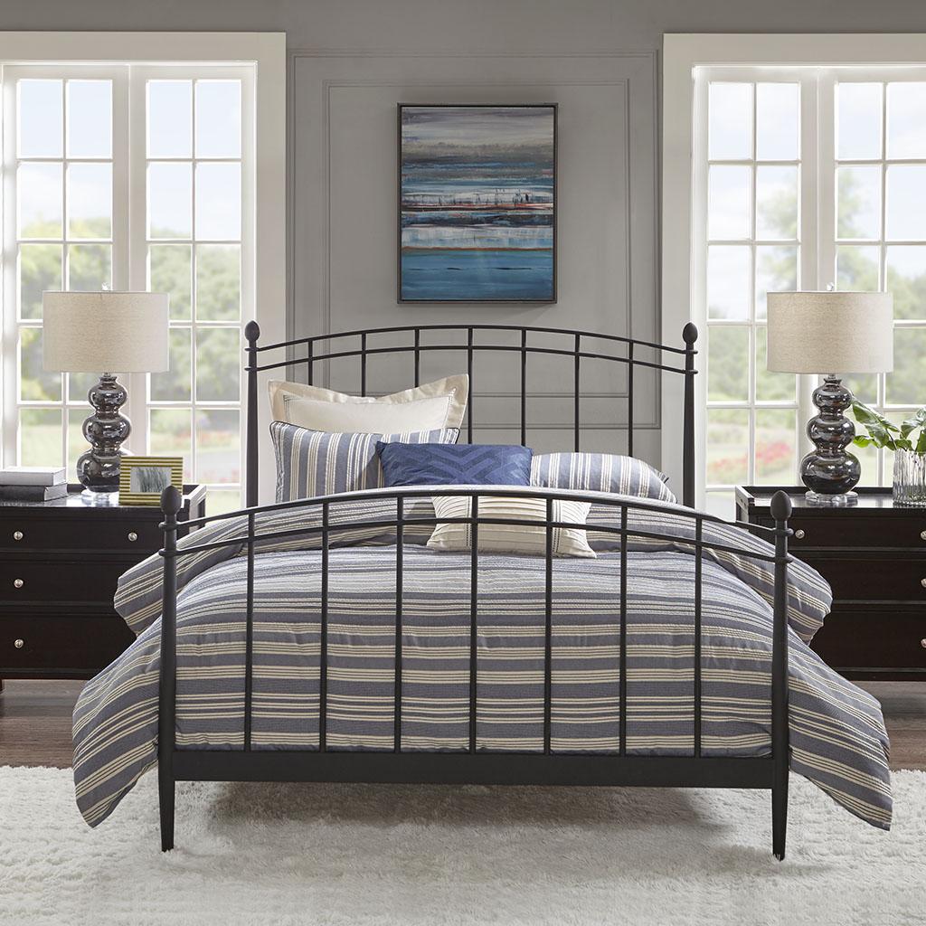 Madison Park Queen Queen Bed
