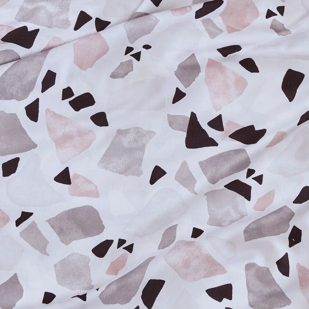 100% Cotton Printed Duvet Cover Set - Olliix CL12-0007