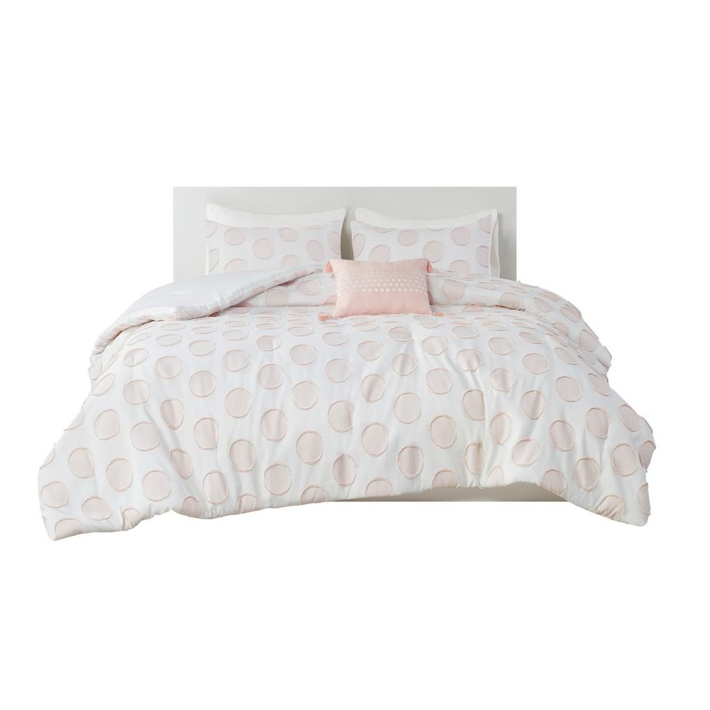 100% Polyester Jacquard Comforter Set - Olliix ID10-1889