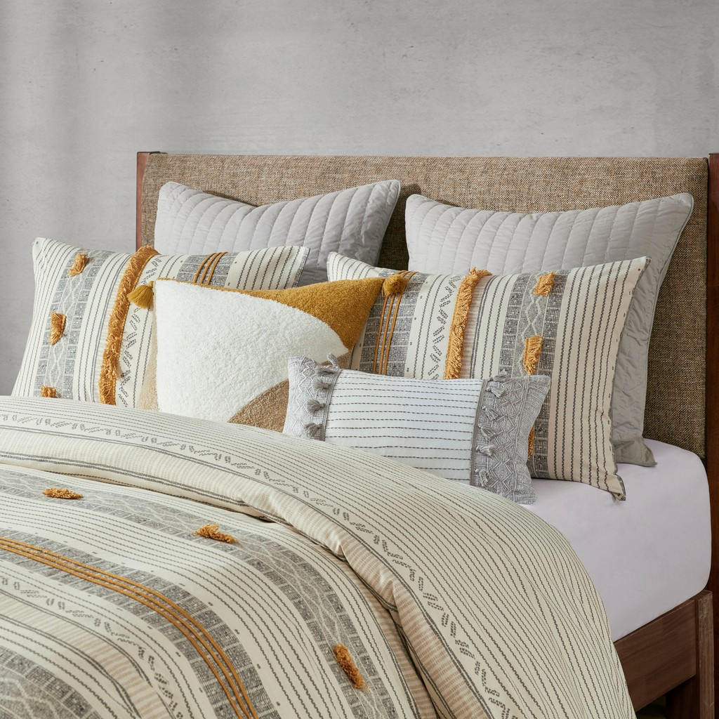 100% Cotton Comforter Set - Olliix II10-1116