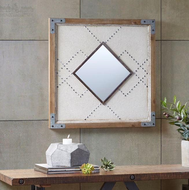 Bexley Decor Mirror - INK+IVY II160-952