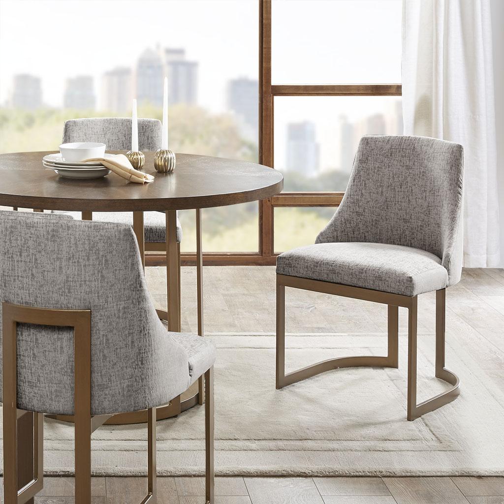 Dining Chair Grey Olliix