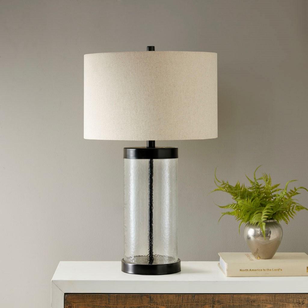 Hampton Hill Macon Table Lamp in Clear - Olliix MP153-0179