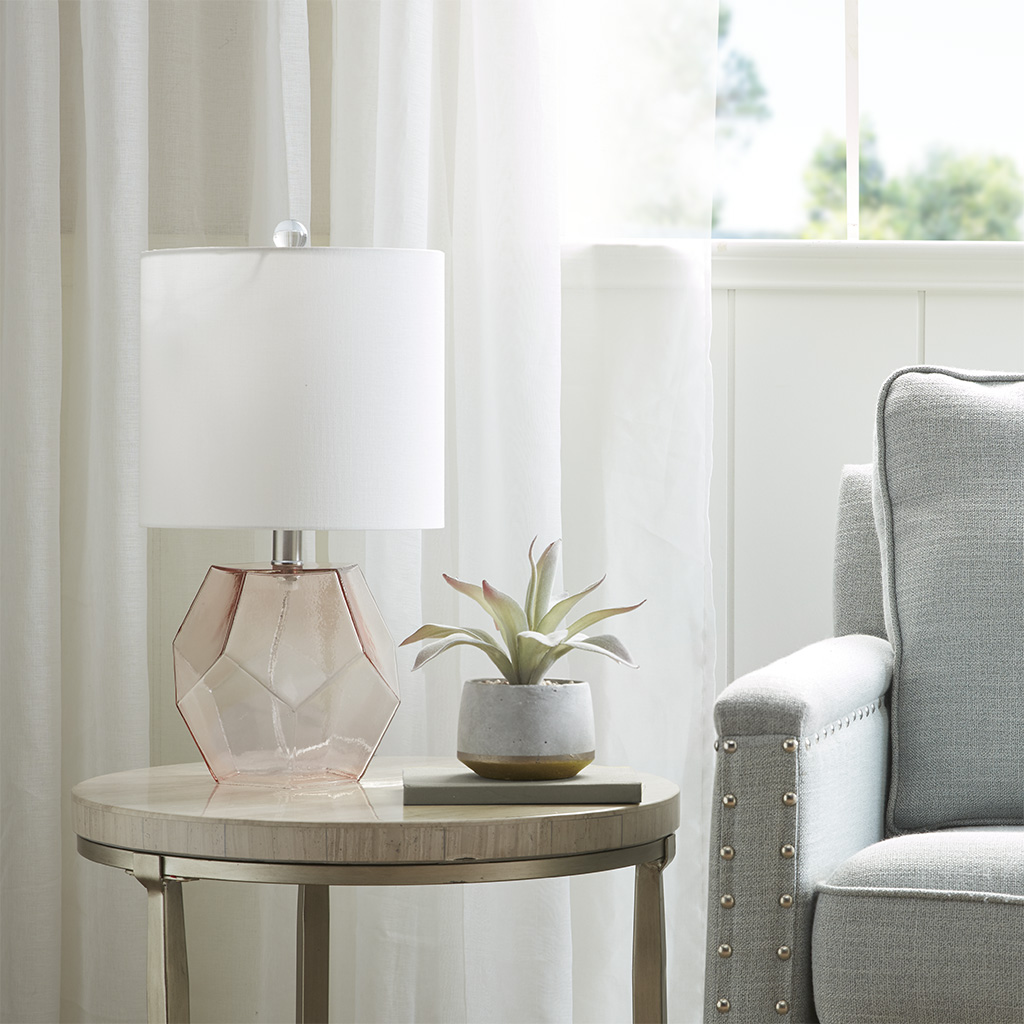 510 Design Table Lamp in Pink - Olliix MP153-0204