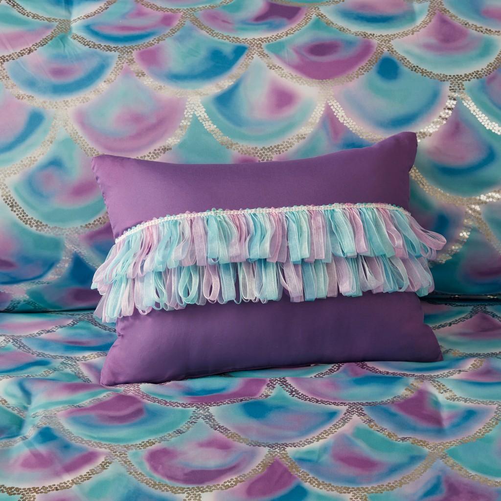 100% Polyester Metallic Printed Duvet Cover Set - Olliix MZ12-0613