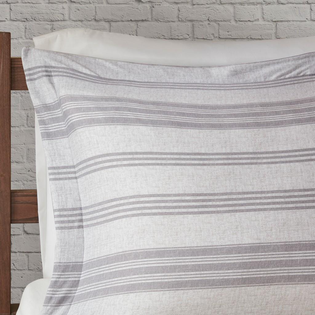 50% Cotton 50% Polyester Blend Jersey Knit Printed Comforter Set - Olliix UH10-2189