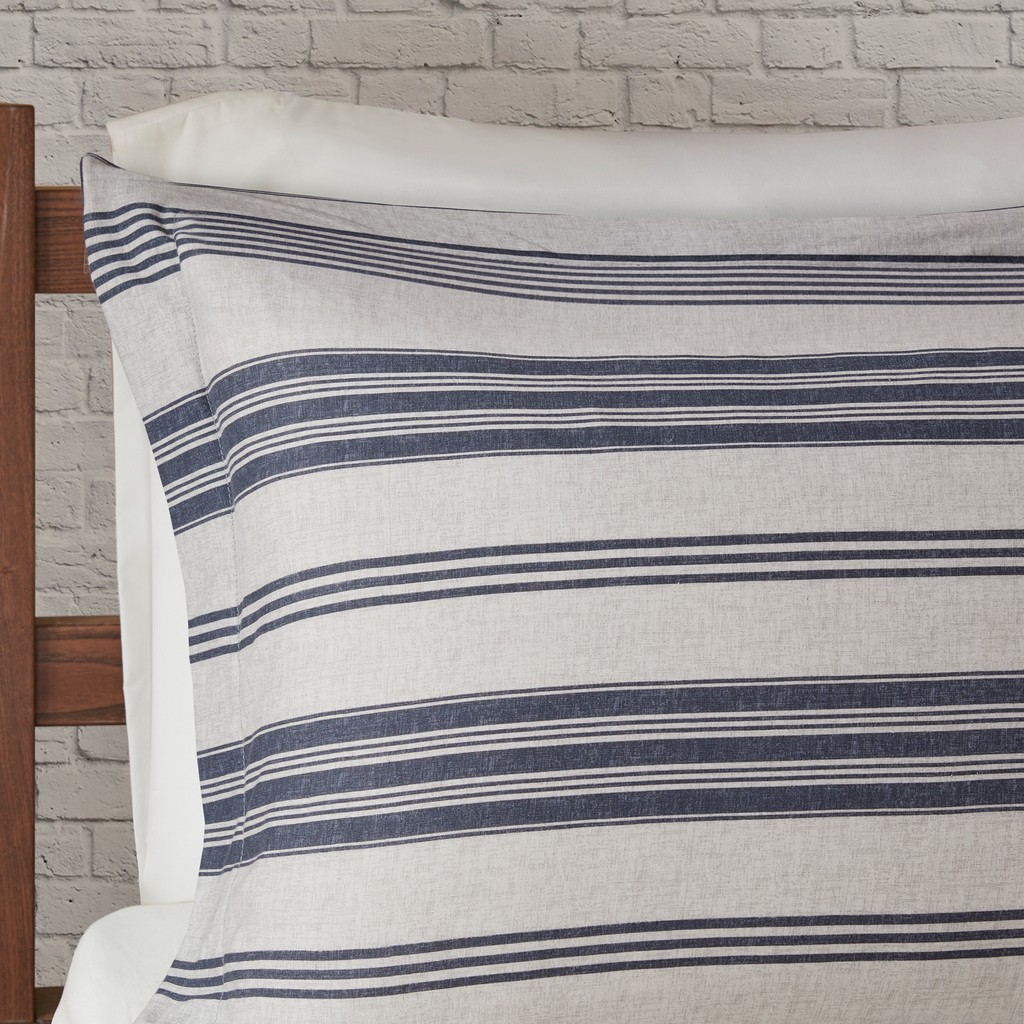 50% Cotton 50% Polyester Blend Jersey Knit Printed Comforter Set - Olliix UH10-2197