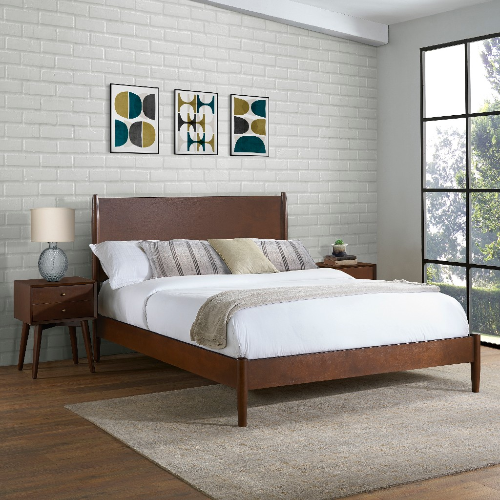 Crosley Queen Bedset Product Picture