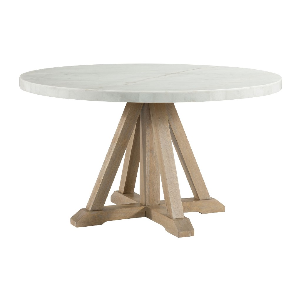 Picket House Furniture Dining Table Round Photo