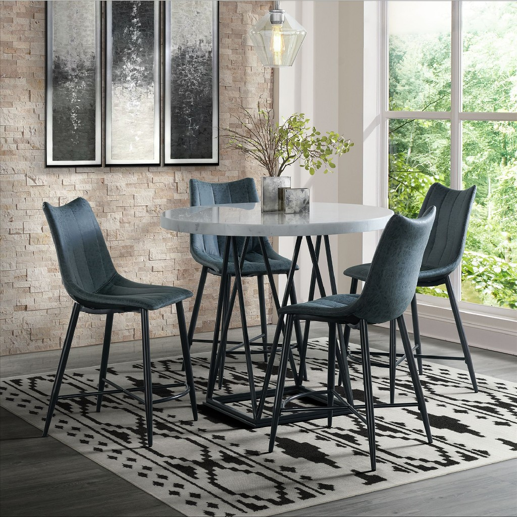 Picket House Furniture Dining Set Counter Photo